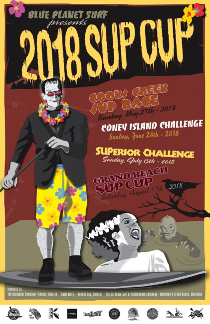 SUP CUP 2018
